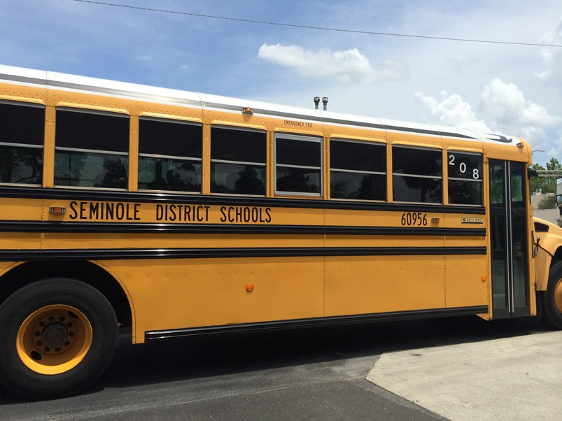 We are the official partners of Seminole County School Board!